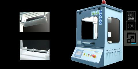 Ne100 single nozzle electrospinning device